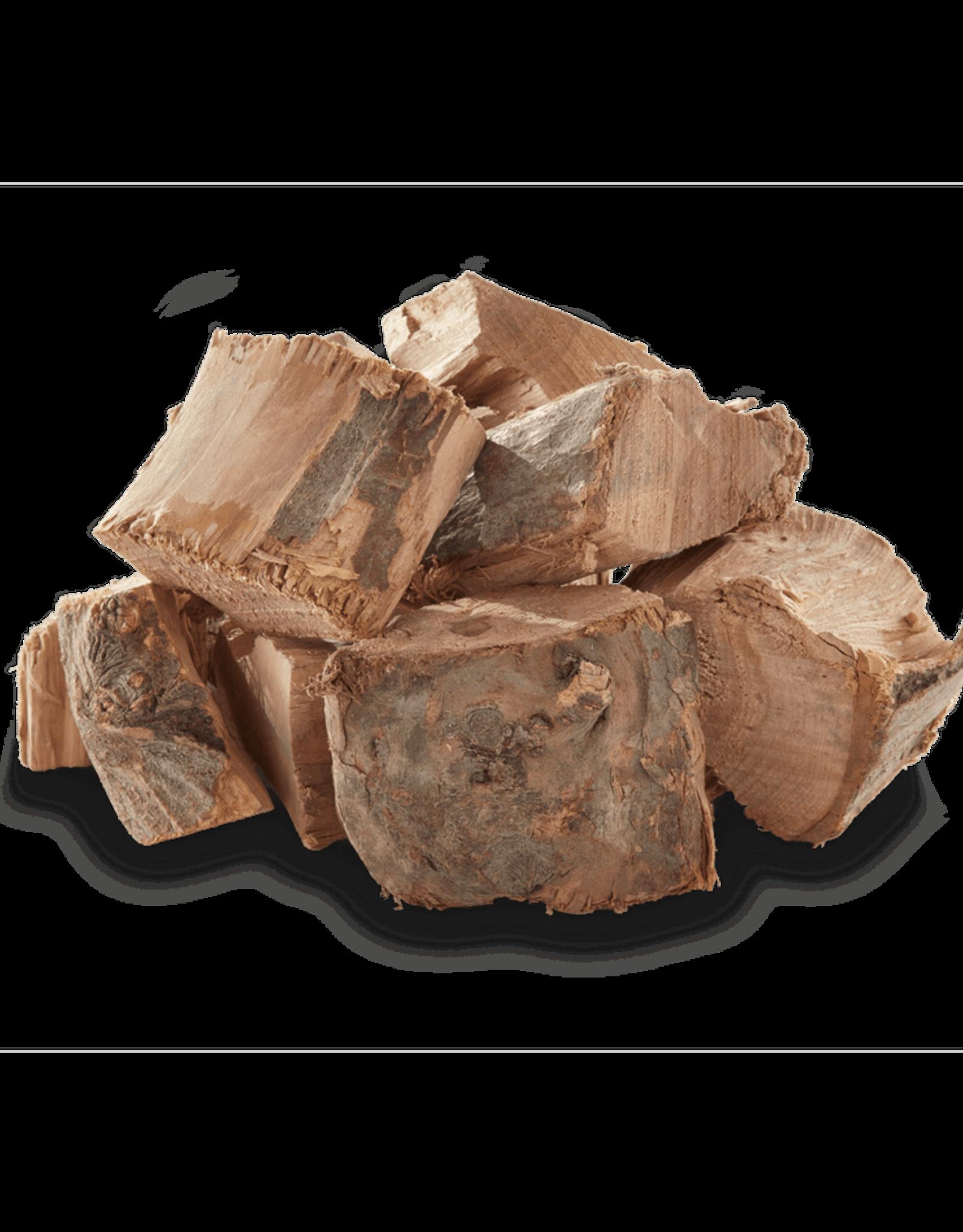Weber Apple Wood Chunks