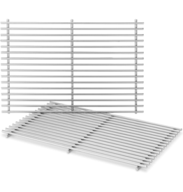 Weber Gas Grill Cooking Grates - Fits Spirit 300 series SS