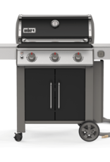 Weber Genesis II Smart Grill EX-315 NG Black