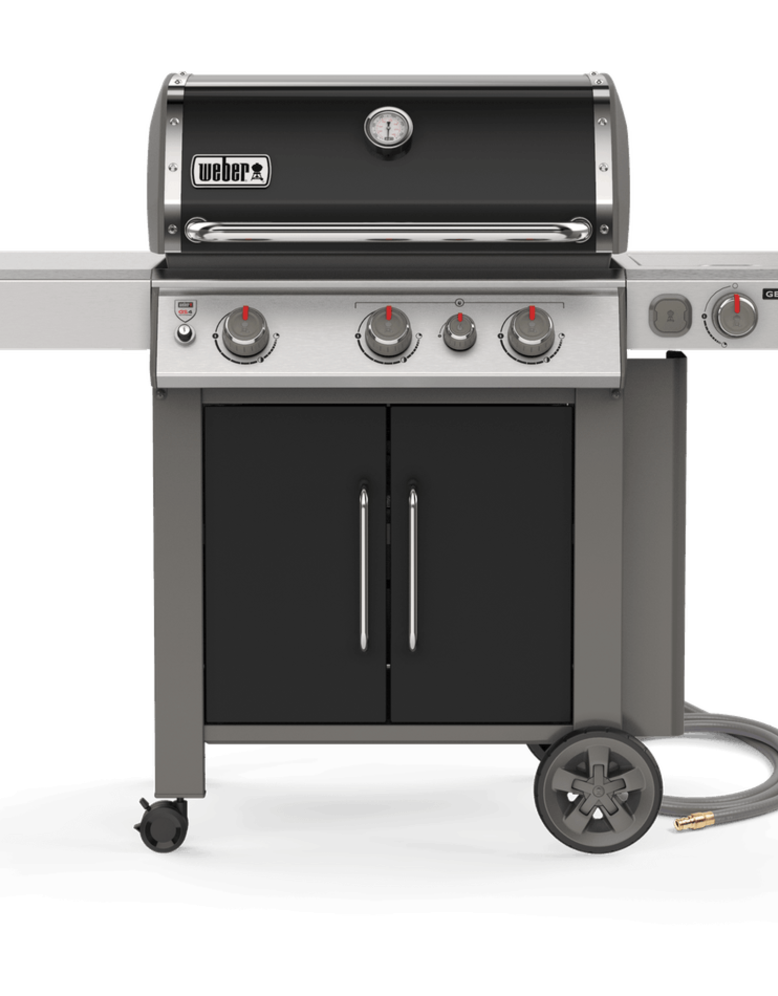 Weber Genesis II Smart Grill EX-335 NG Black