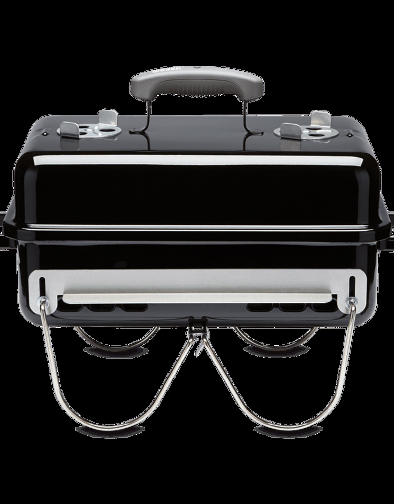 Weber Go-Anywhere Charcoal Grill Black