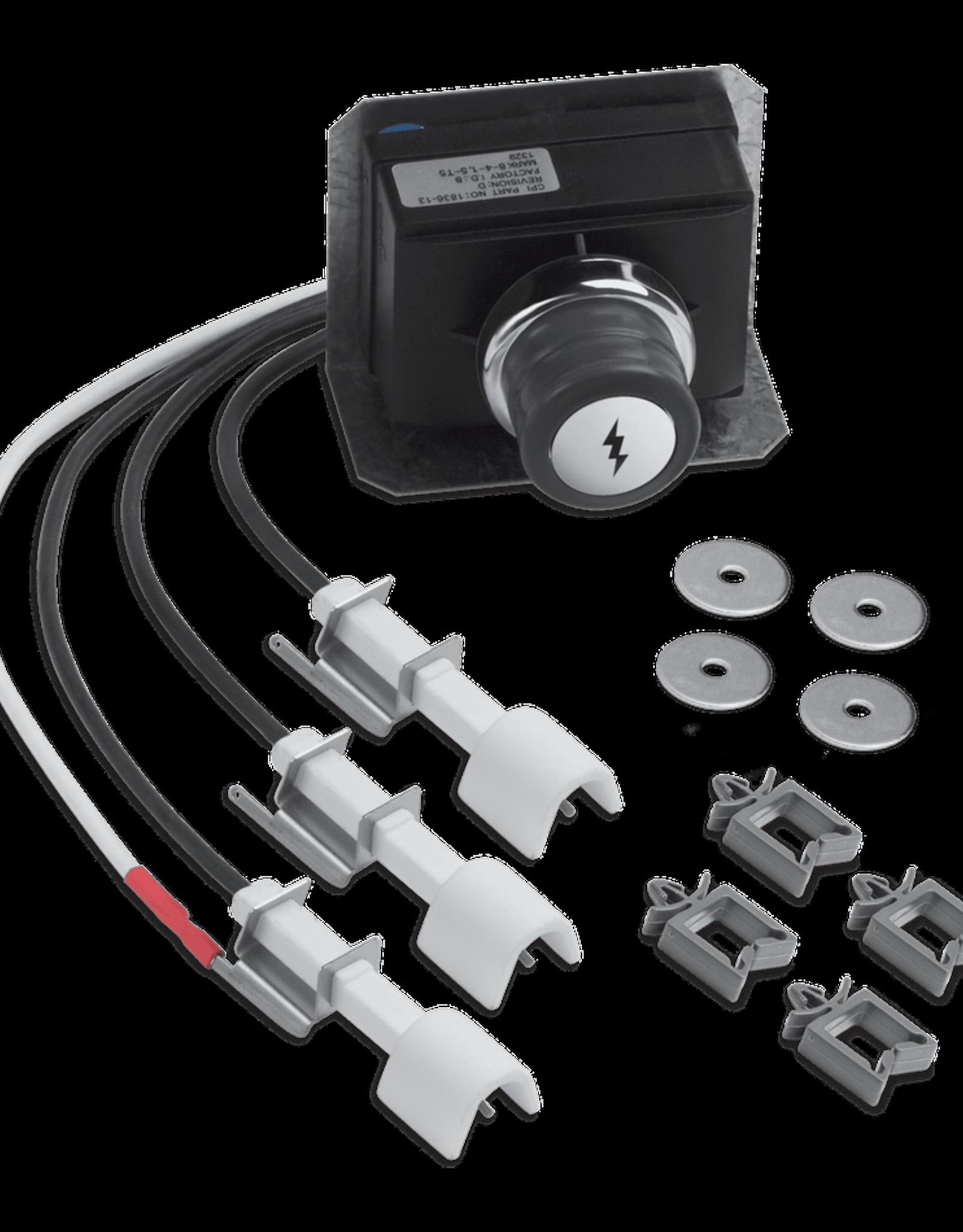 Weber Igniter Kit - Fits Genesis 310 & 320 (front mount control panel)