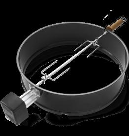 "Weber Kettle Rotisserie Fits 22"" Weber Charcoal Grills"
