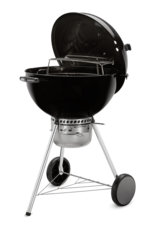 """Weber Master-Touch 22"""" Charcoal Grill, Black 14501001"""