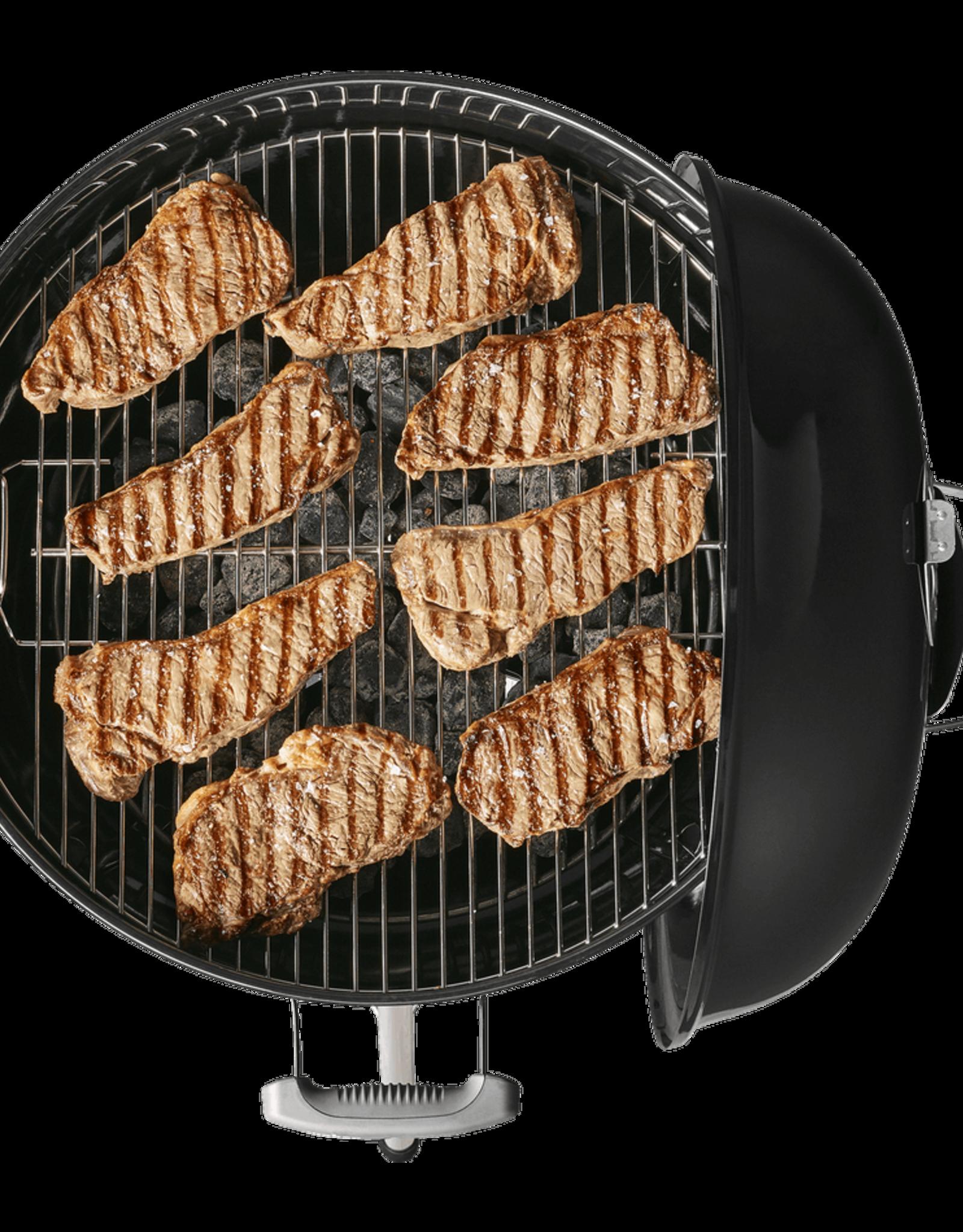 """Weber Original Kettle™ 22"""" Charcoal Grill, Black"""