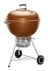 "Weber Weber Original Kettle Premium 22"" Charcoal Grill, Copper 14402001"