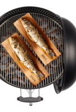 "Weber Original Kettle™ Premium 22"" Charcoal Grill, Green"