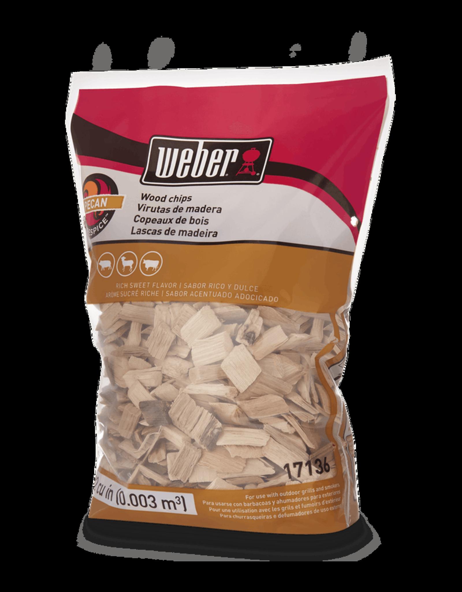 Weber Pecan Wood Chips