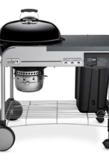 """Weber Performer® Deluxe 22"""" Charcoal Grill, Black"""