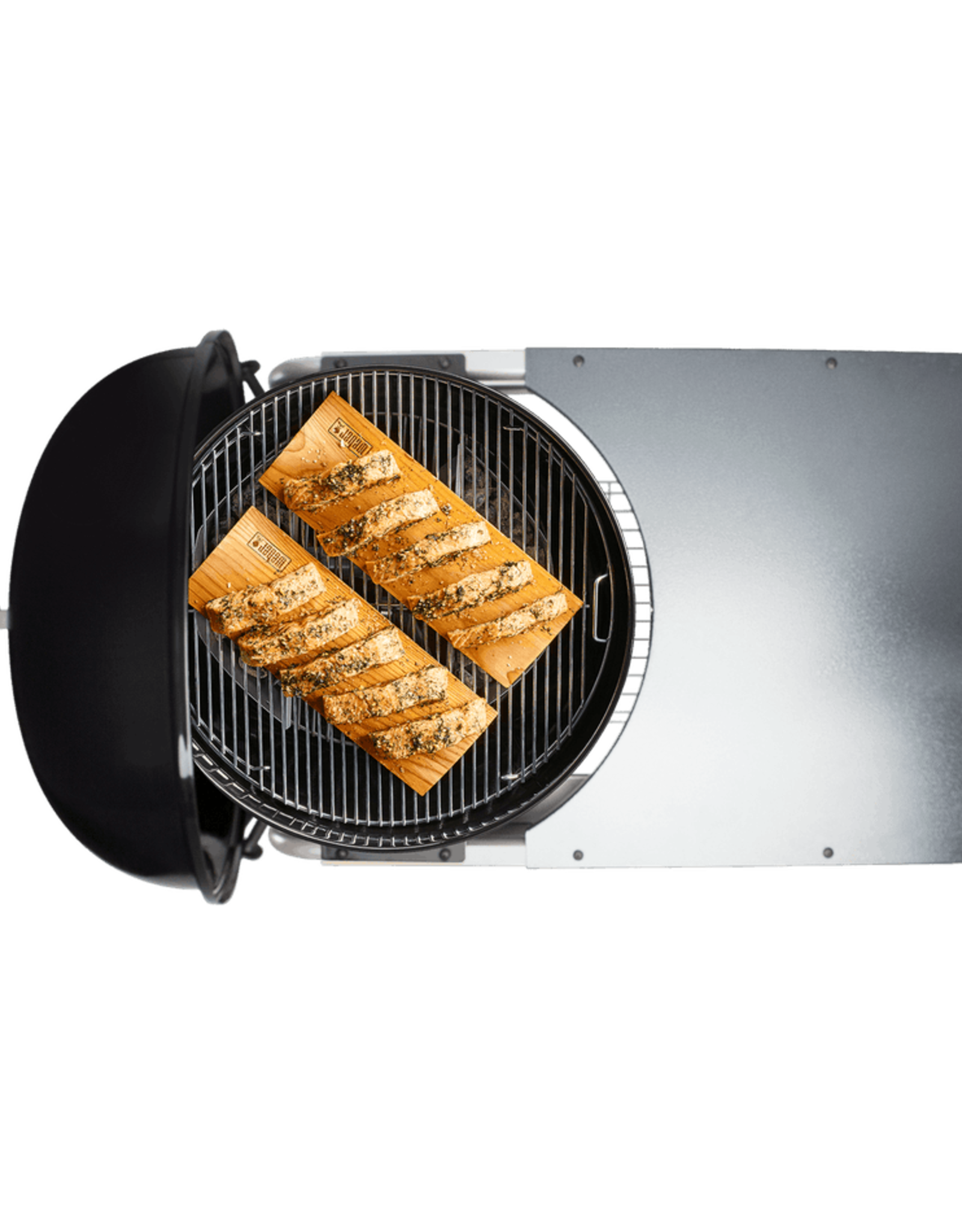 "Weber Performer® Premium 22"" Charcoal Grill, Black"