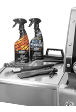 Weber Porcelain-Enamled Cast Iron Griddle (1) - Fits SmokeFire EX4 & EX6 and Spirit 300