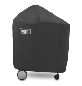 Weber Premium Grill Cover - Fits Performer® 22'' charcoal grills with folding table