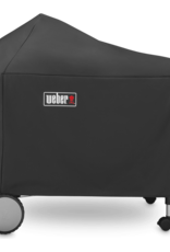 Weber Premium Grill Cover - Fits Performer Premium and Deluxe 22' charcoal grills