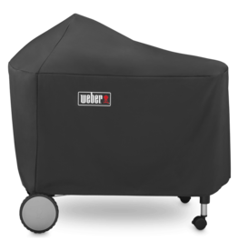 Weber Premium Grill Cover - Fits Performer® Premium and Deluxe 22' charcoal grills