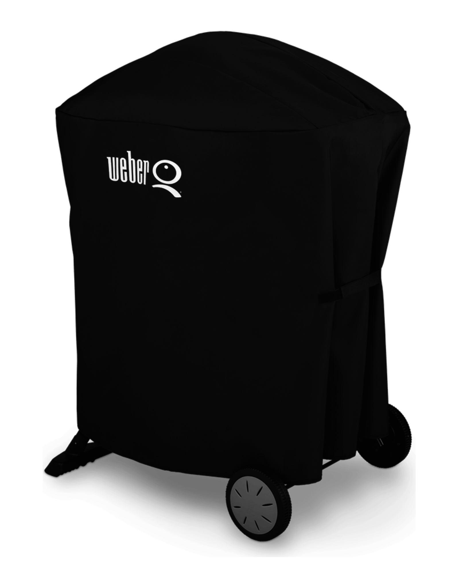 Weber Premium Grill Cover - Fits Weber Q 100/1000, 200/2000 with portable cart