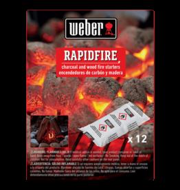 Weber RapidFire Lighter Packs