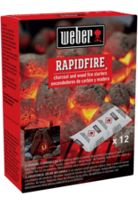 Weber RapidFire Lighter Packs