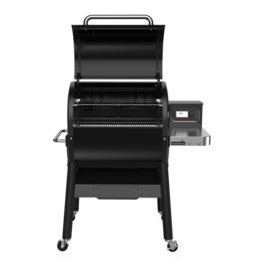 Weber SmokeFire EX4 Wood Fired Pellet Grill (2nd Gen) Black 22510201