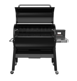 Weber SmokeFire EX6 Wood Fired Pellet Grill (2nd Gen) Black 23510201