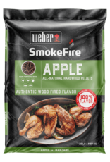 Weber SmokeFire Pellets - Apple