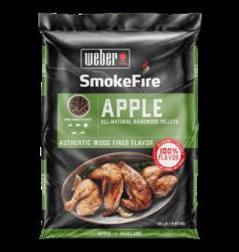 Weber SmokeFire Pellets - Apple