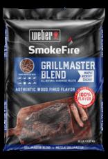 Weber SmokeFire Pellets - GrillMaster Blend