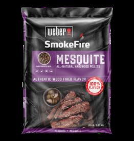 Weber SmokeFire Pellets - Mesquite