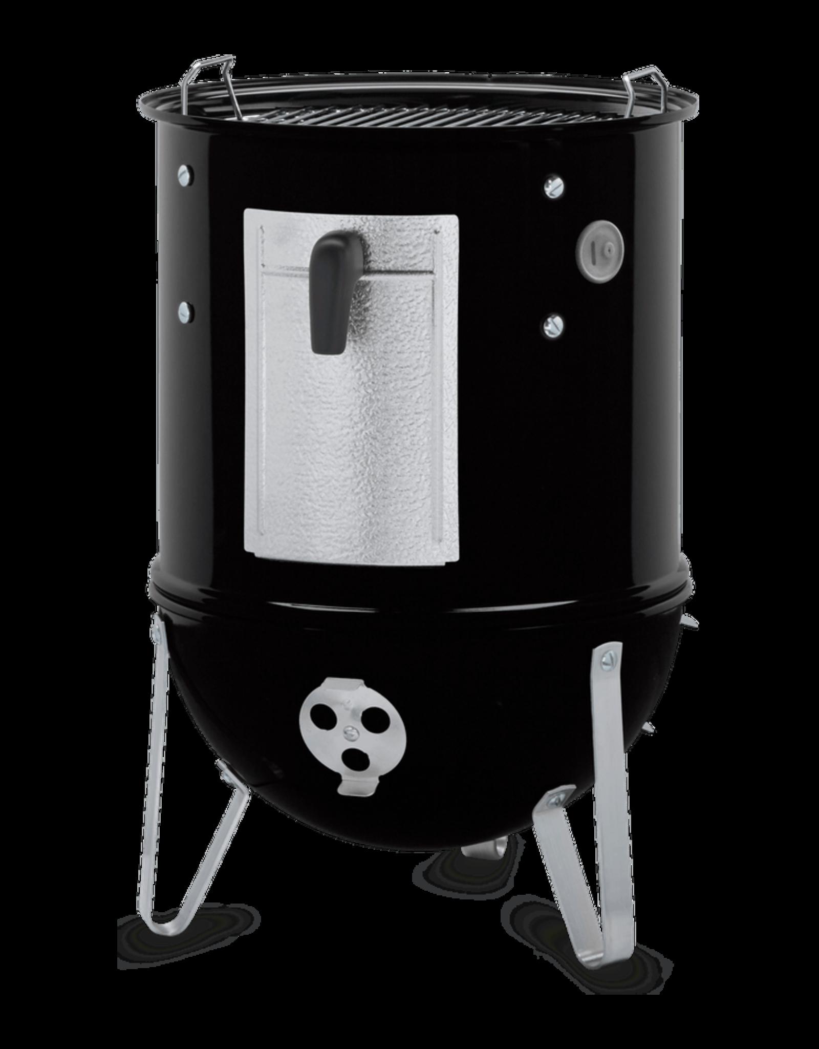 Weber Smokey Mountain Cooker 14'' Smoker Black 711001