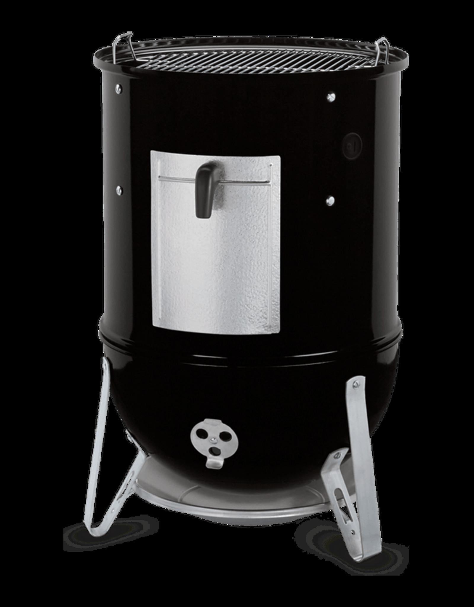 Weber Smokey Mountain Cooker 18'' Smoker Black 721001