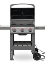 Weber Spirit® II E-310 NG, Black