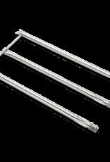 Weber Stainless Steel Burner Tube Set - Fits Spirit® 700, Genesis® Silver B/C, Genesis® Gold 2002 & newer