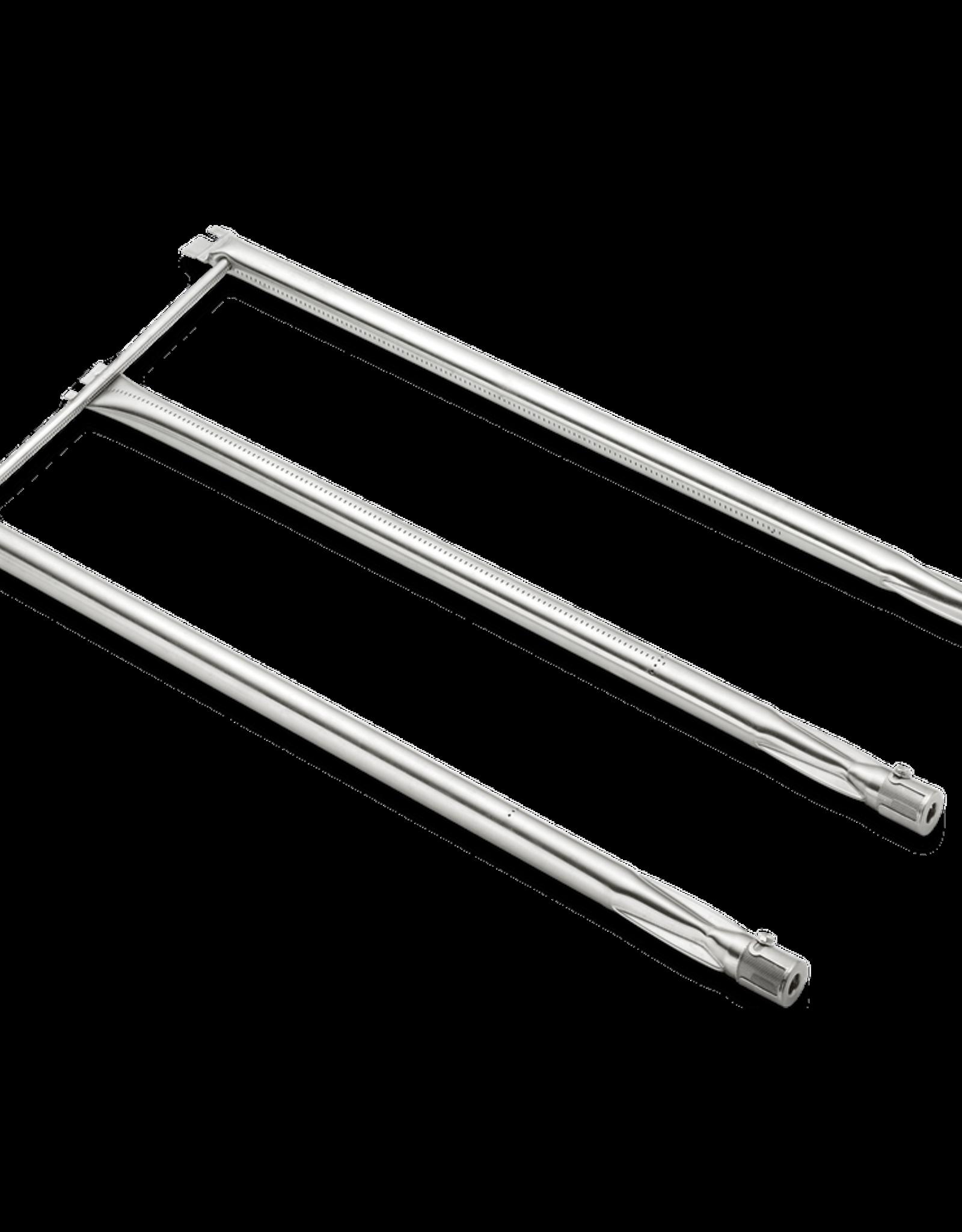 Weber Stainless Steel Burner Tube Set - Fits Spirit 700, Genesis Silver B/C, Genesis Gold 2002 & newer
