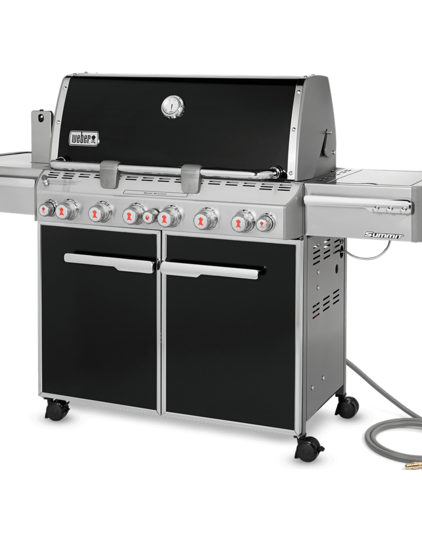 Weber Summit® E-670 NG, Black