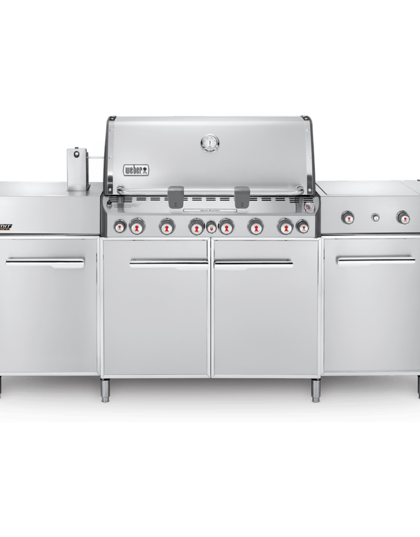 Weber Summit Grill Center SS NG