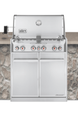 Weber Summit S-460 Built-In Gas Grill LP SS