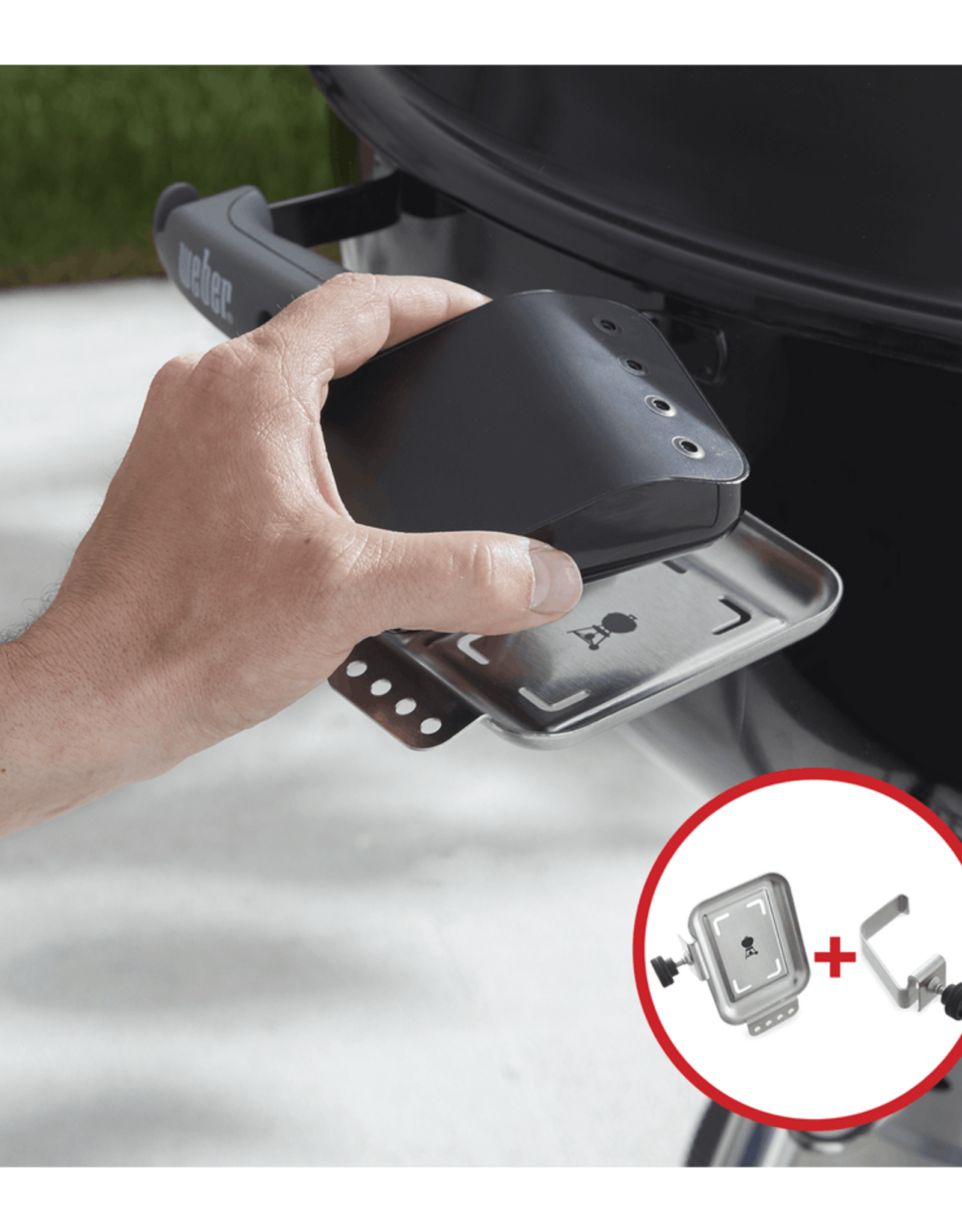 Weber Weber Connect 6-piece Mounting Kit