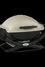 Weber Weber® Q® 1000 Gas Grill LP Titanium