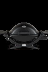 Weber Q 1200 Gas Grill LP Black 51010001