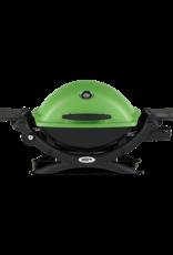Weber Q 1200 Gas Grill LP Green 51070001