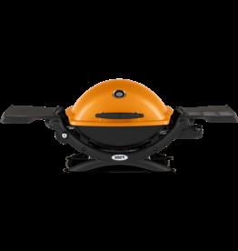 Weber Weber® Q® 1200 Gas Grill LP Orange