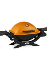 Weber Weber® Q® 1200 Gas Grill LP Orange
