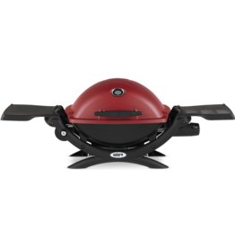 Weber Q 1200 Gas Grill LP Red 51040001