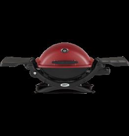 Weber Weber® Q® 1200 Gas Grill LP Red
