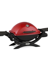 Weber Weber® Q® 1200 Gas Grill LP Red