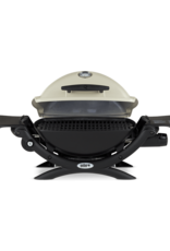 Weber  Q 1200 Gas Grill LP Titanium 51060001