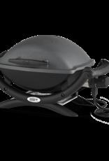 Weber  Q 1400 Electric Grill Dark Gray