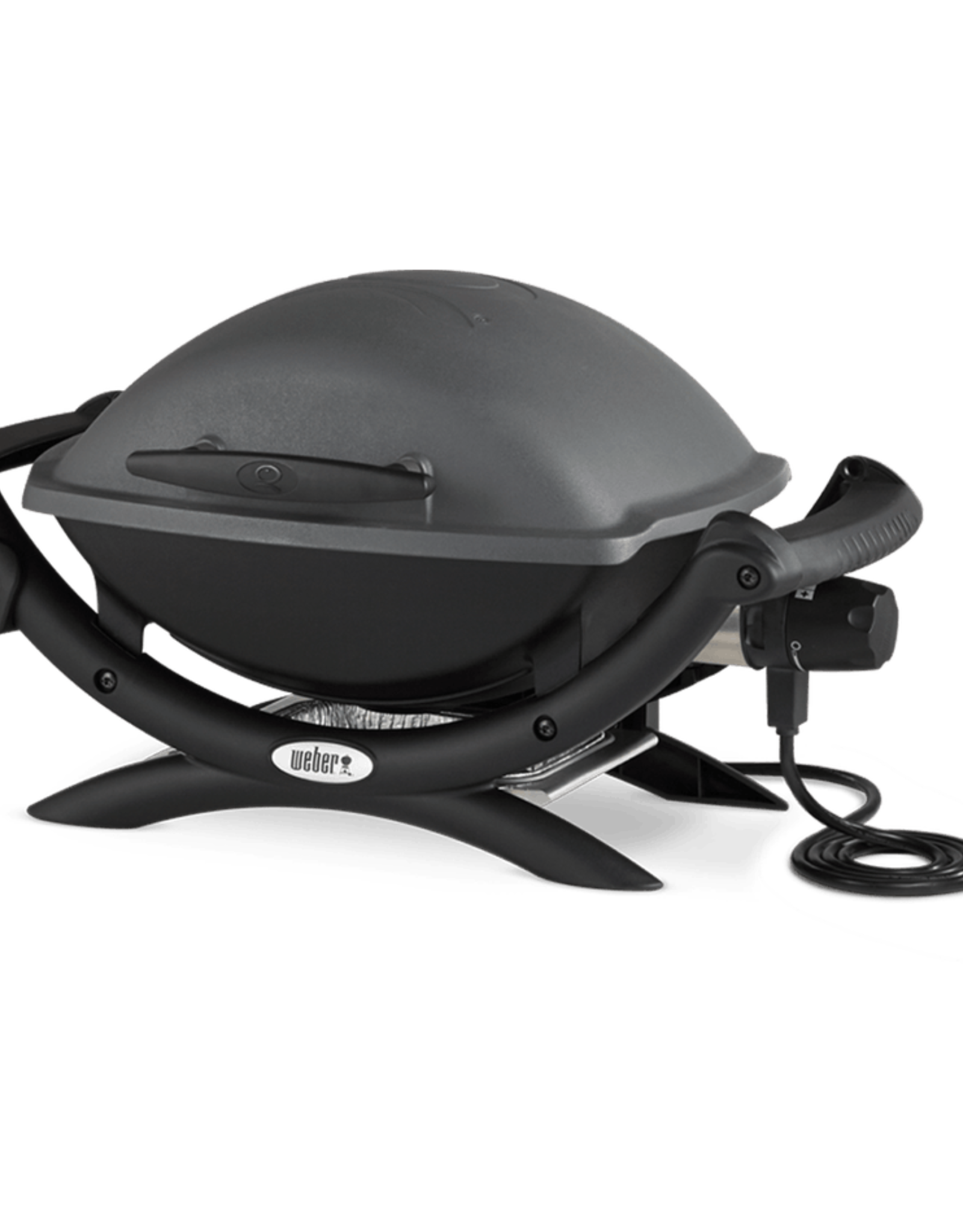 Weber Weber® Q® 1400 Electric Grill Dark Gray