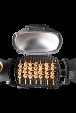 Weber  Q 2200 Gas Grill LP Titanium