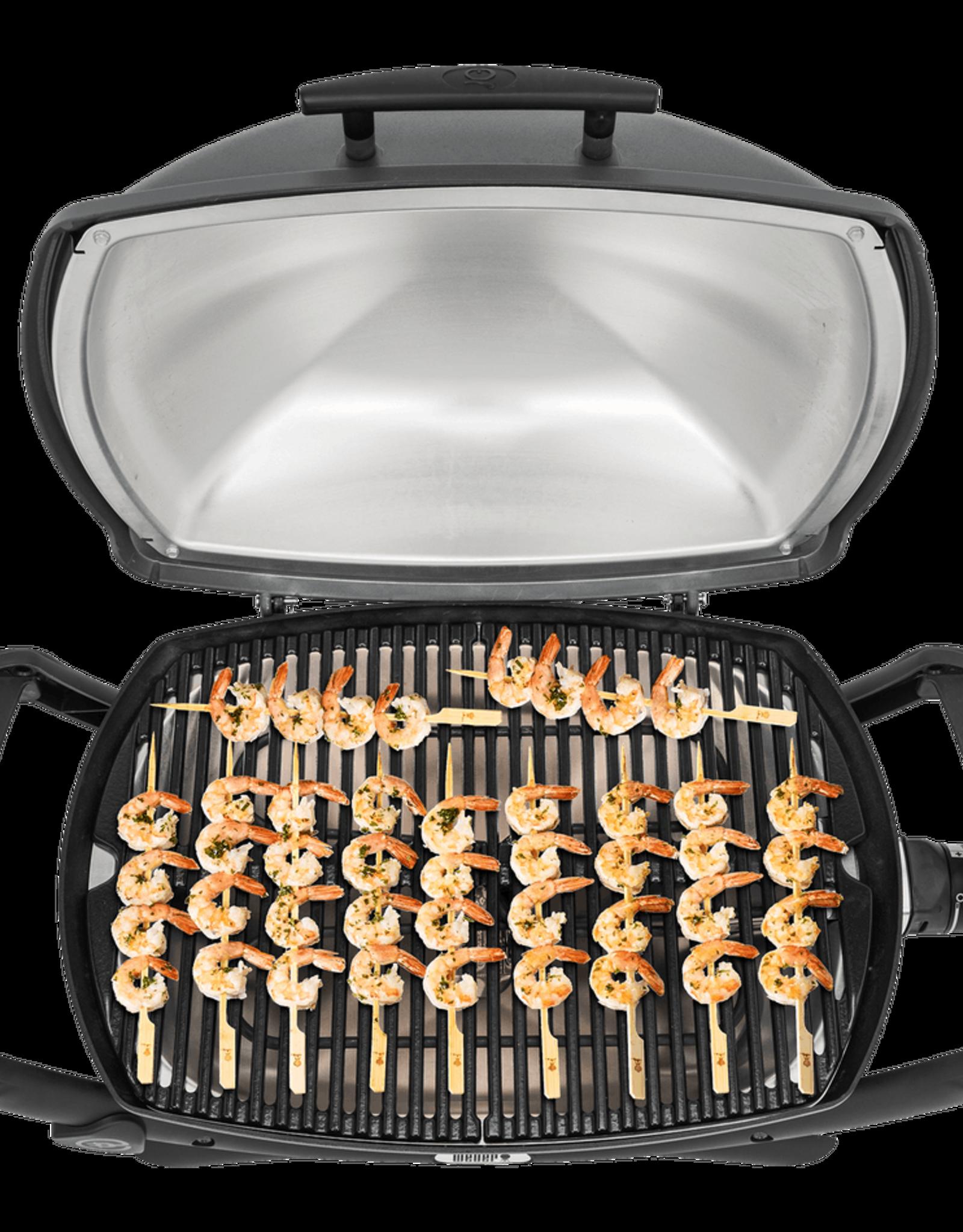 Weber Weber® Q® 2400 Electric Grill Dark Gray