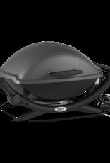 Weber Q 2400 Electric Grill Dark Gray 55020001